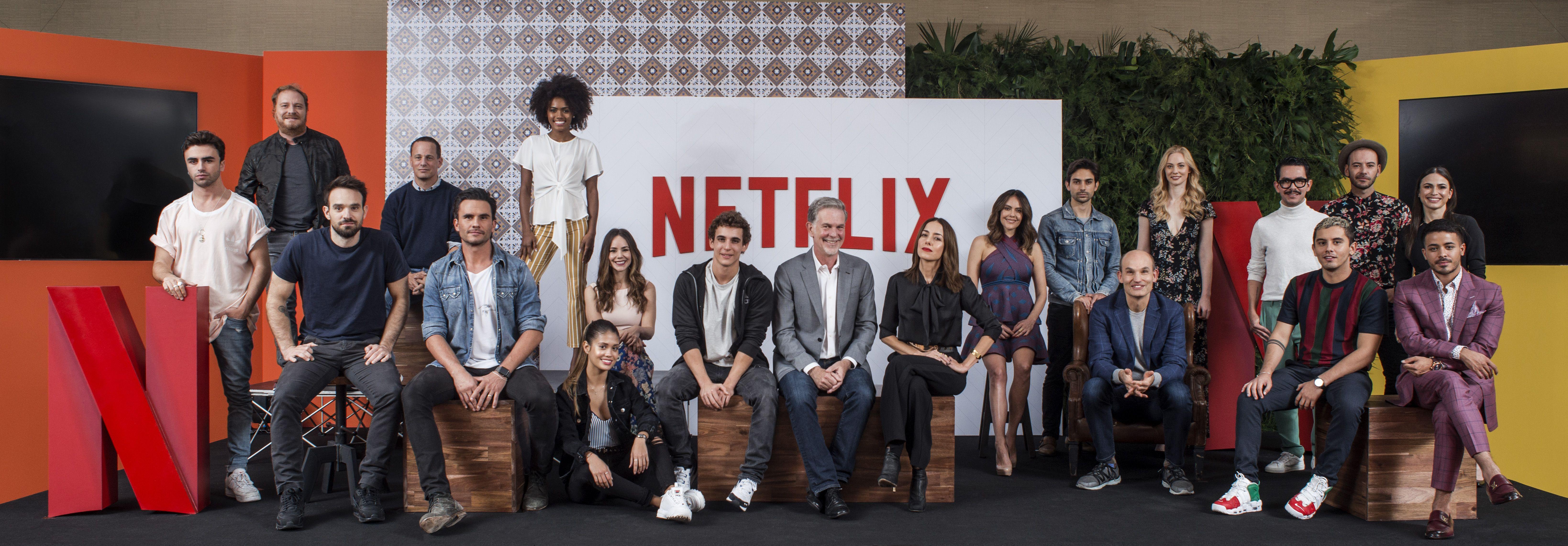 Crédito de foto: Daniel Muñoz y Gabriel Aponte/Netflix