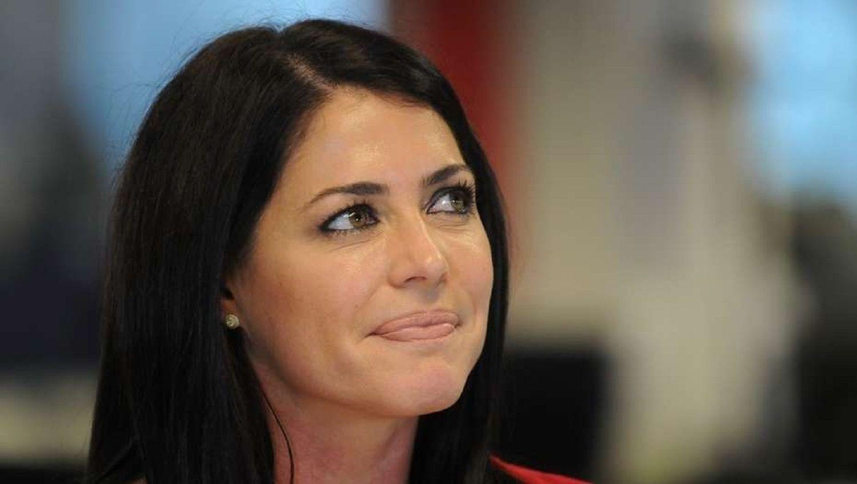 Pamela David apuntó contra Macri.