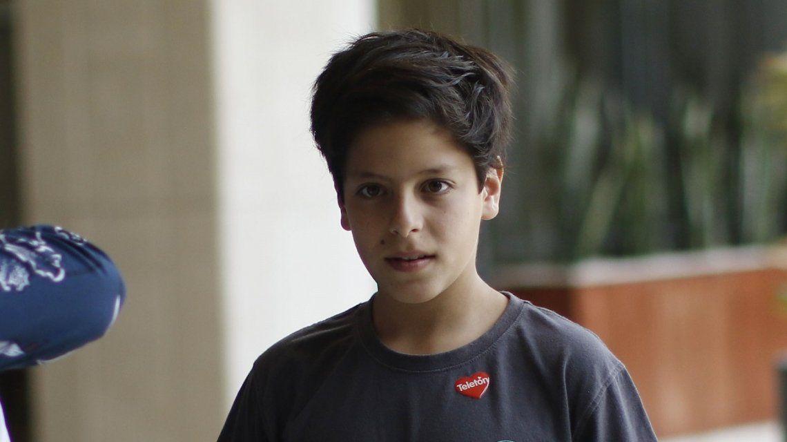 Máximo, el hijo de Carlos Menem, tiene un tumor cerebral