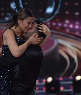 Bailando: Viciconte, Barón, Morandi con Serrano y Mery del Cerro, semifinalistas