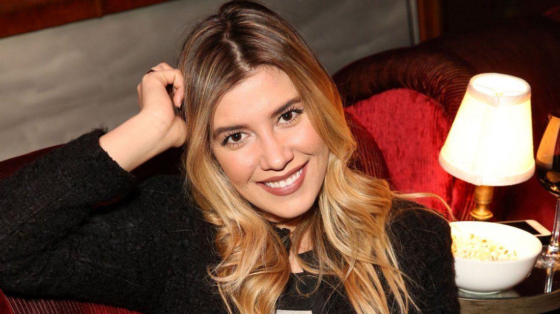 El destape de Michelle Salas, la hija de Luis Miguel