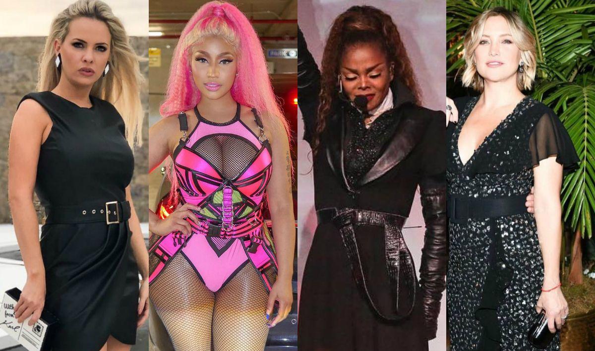 #10YearChallenge Los famosos se suman al desafío que es furor