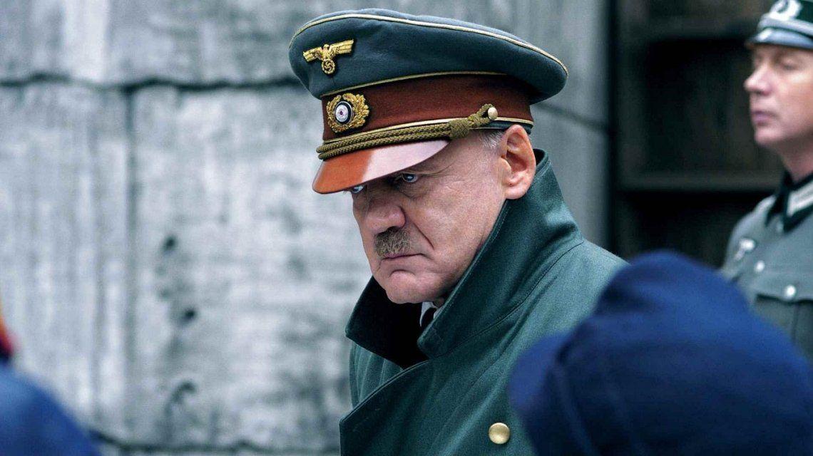 Murió Bruno Ganz, el Adolf Hitler de El Hundimiento