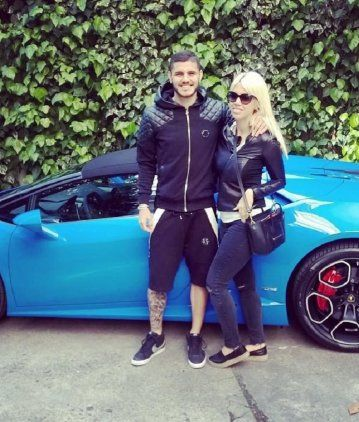 Con lo que vale la flota de autos de Wanda e Icardi te podés comprar 90 coches argentinos