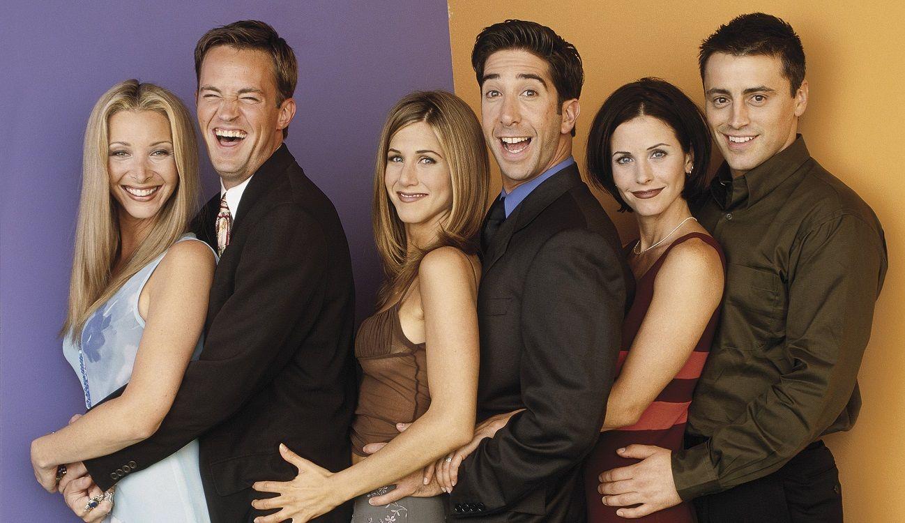 Lanzan una app gratuita por los 25 años de Friends
