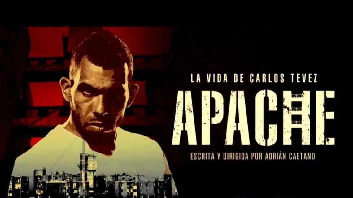 """Primer tráiler de """"Apache"""", la serie sobre Carlos Tevez"""