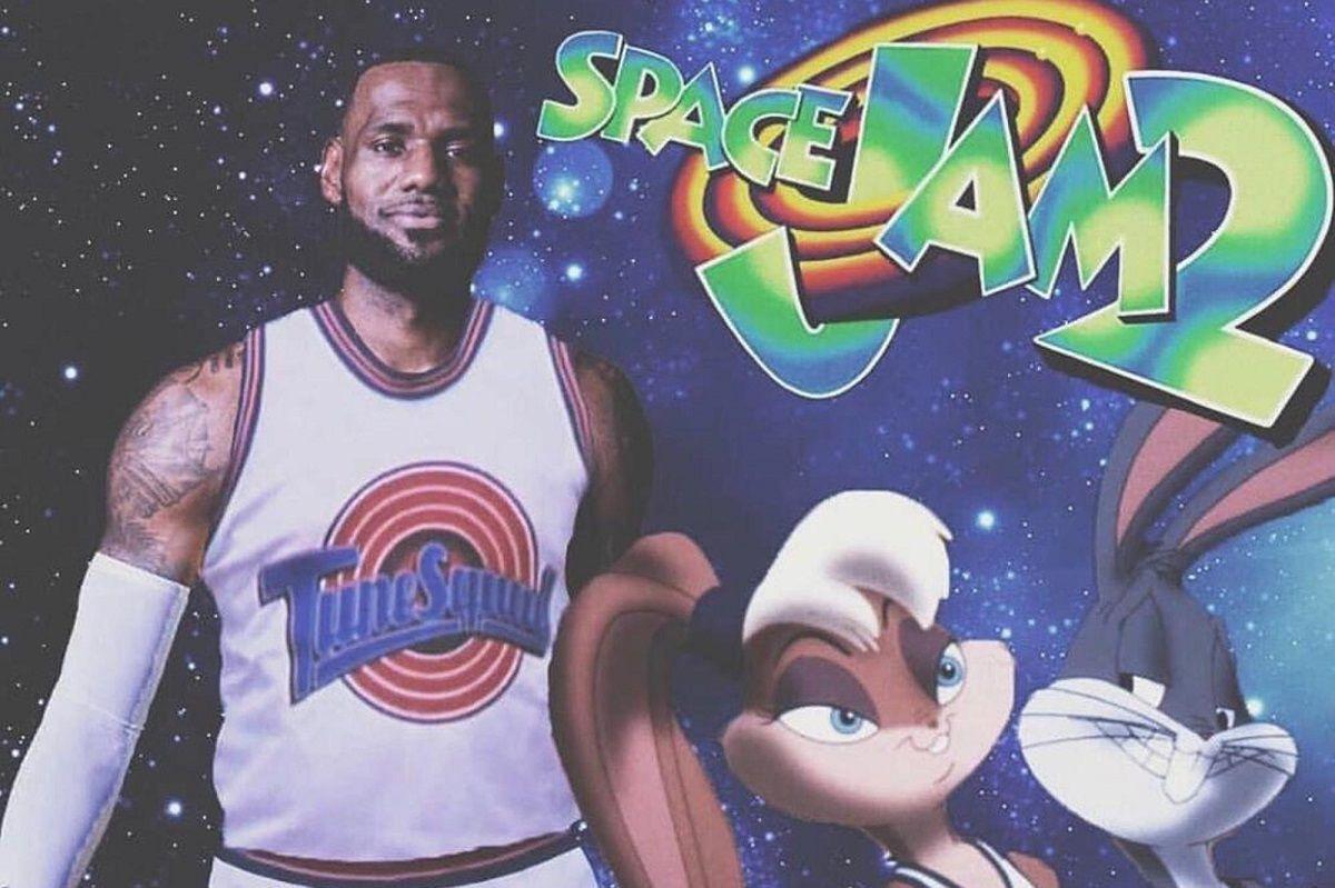 Los problemas de Space Jam 2: las estrellas de la NBA que le dijeron que no a LeBron James