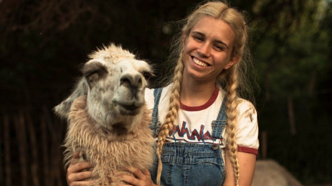 El detrás de escena del conmovedor video de la influencer Connie Isla con animales