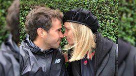 Laurita Fernández celebró un año de noviazgo con Nico Cabré con una foto de la noche del primer beso