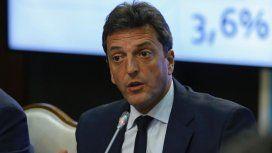 Tras el anuncio de Cristina como vice, Massa insiste en pedirle a Macri un diálogo sin exclusiones