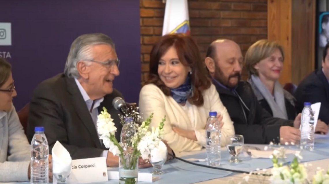 Alberto Fernández candidato a presidente, Cristina Kirchner a vice: el video del anuncio