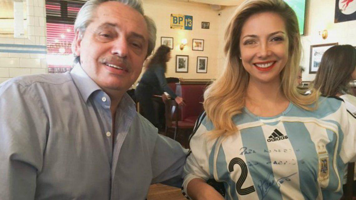 Quién es Fabiola Yañez, la mujer de Alberto Fernández, el precandidato a presidente