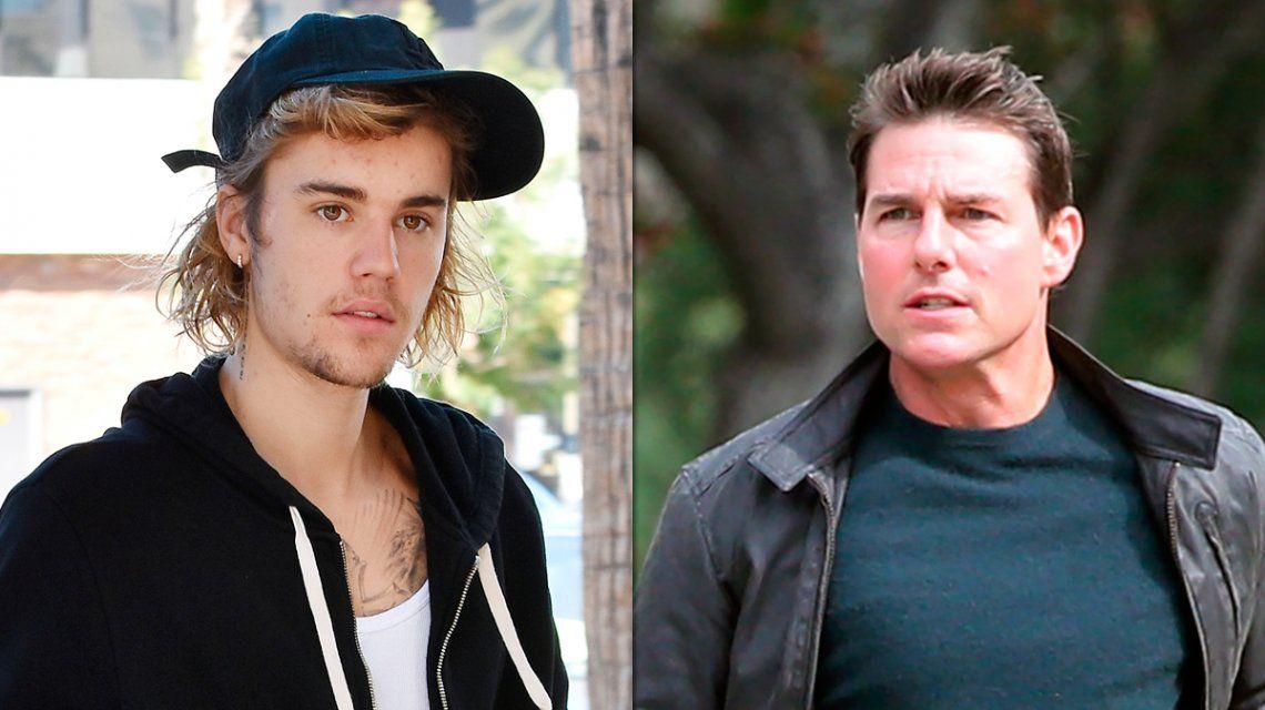 Justin Bieber desafió a Tom Cruise a un combate bajo la órbita de UFC