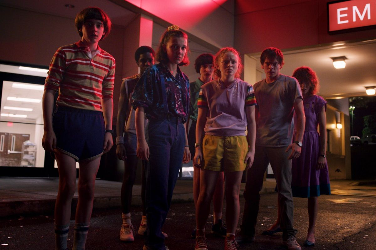 La tercera temporada de Stranger Things batió un nuevo récord en Netflix
