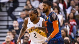 Bomba en la NBA: Kawhi Leonard y Paul George a Los Angeles Clippers