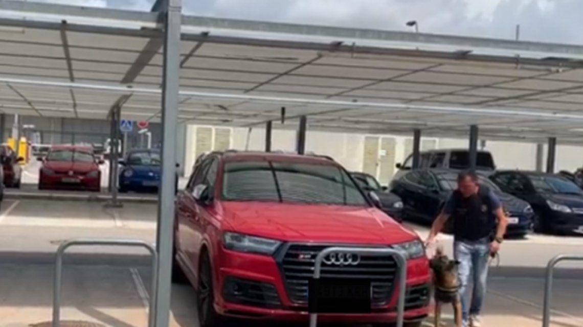 Amenaza de bomba en los autos de Lionel Messi y Luis Suárez mientras estaban de vacaciones