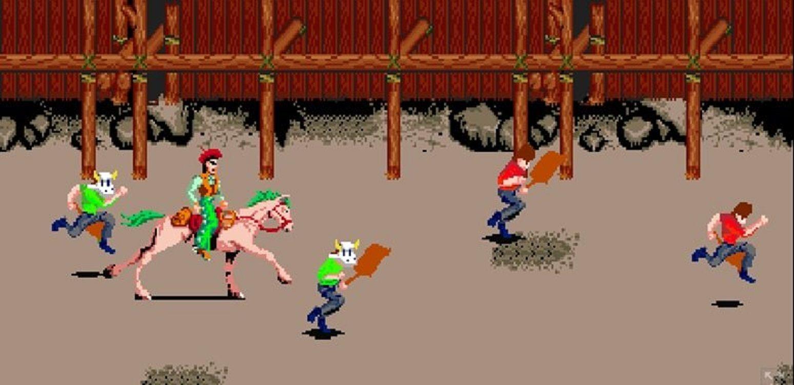 Tras el escándalo, salió el juego Gauchos vs Veganos