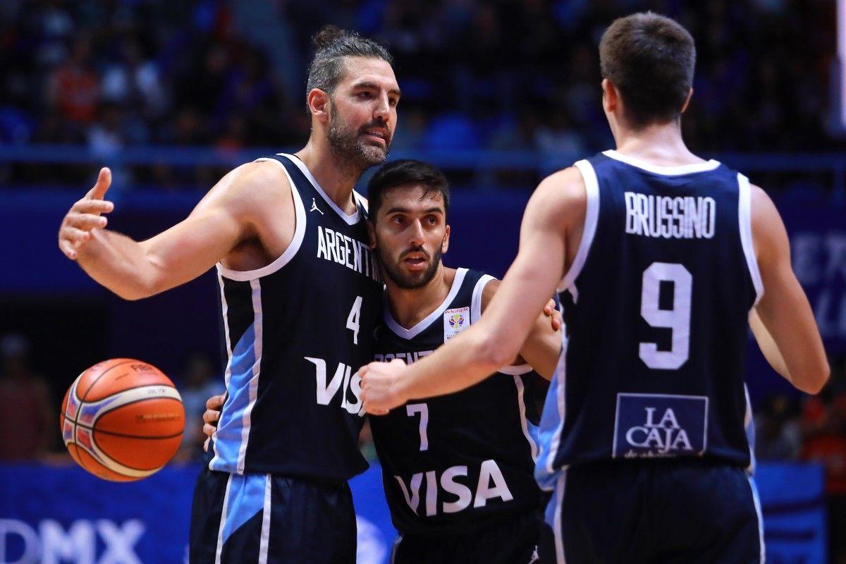 Con Scola y Campazzo a la cabeza, la lista de Argentina para el Mundial de Básquet