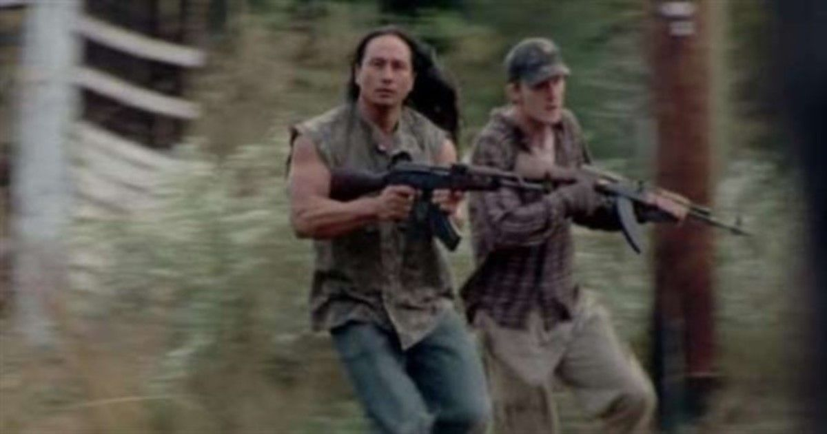 Murió Dango Nguyen, actor de The Walking Dead