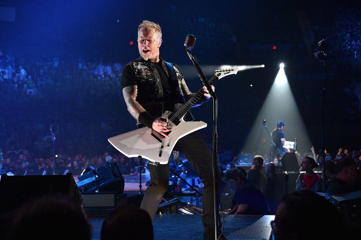 En plena crisis económica, Metallica anunció un show en Argentina