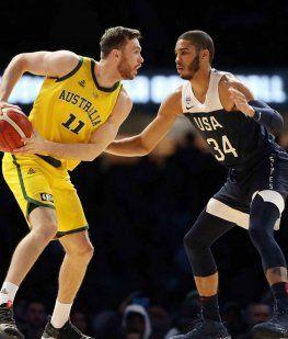 Estados Unidos perdió en básquet por primera vez en trece años