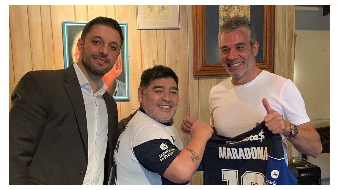 Panorama oscuro: la difícil misión que tendrá Maradona en Gimnasia, en números