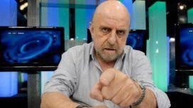 El grosero error de Horacio Pagani al aire al hablar de la Selección de básquet con José Montesano