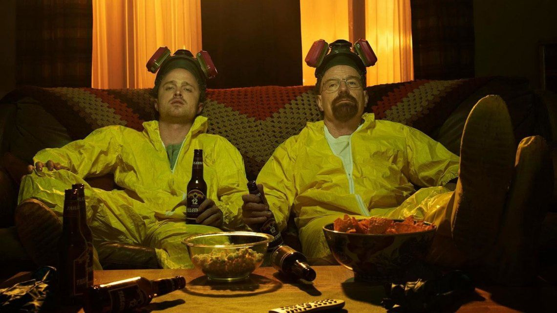 El imperdible video de Jesse Pinkman reviviendo Breaking Bad