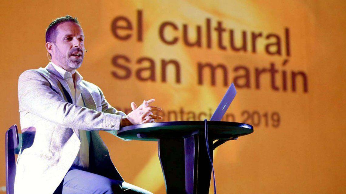 Diego Pimentel, uno de los intelectuales que firmó una solicitada a favor de Macri