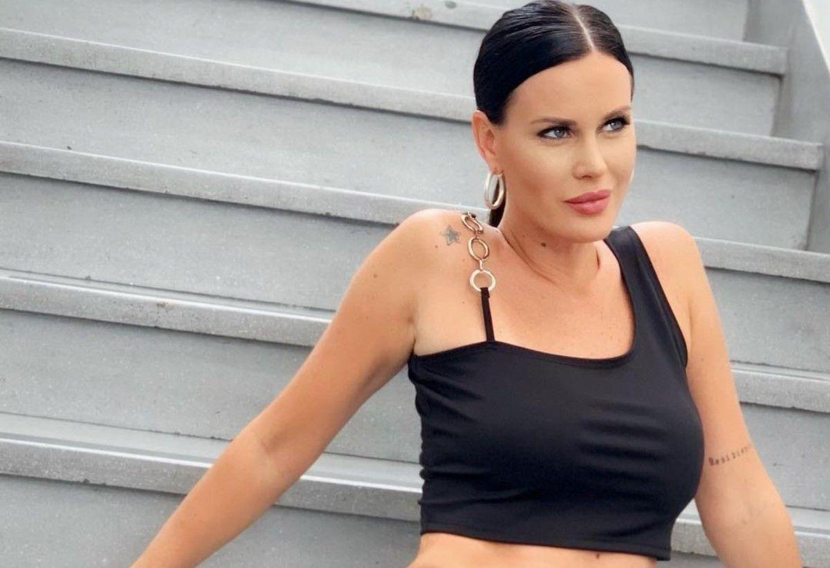 El tuit de Natalie Weber por los rumores de pelea de Zárate con Andrada en Boca