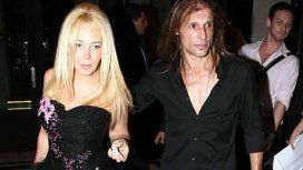 Mariana Nannis denunció a Claudio Caniggia por abuso sexual