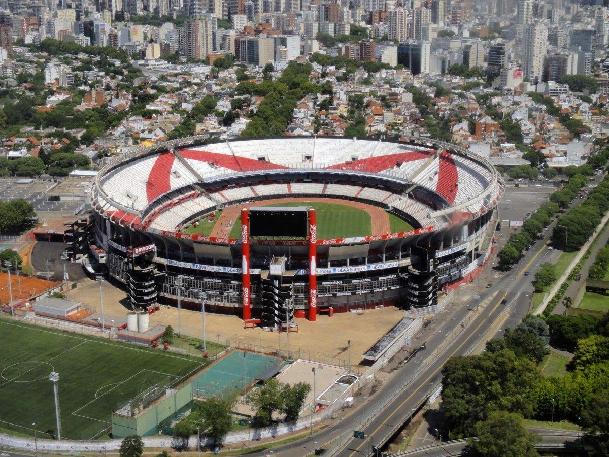 River sí, Boca no: los estadios argentinos elegidos por Conmebol para la Copa América 2020
