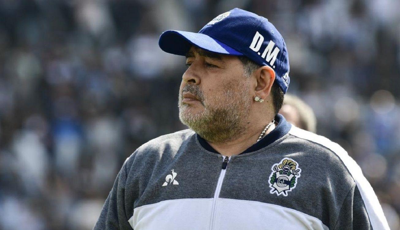 Maradona: El fútbol no es para boludos, hay otro deporte que juegan los boludos