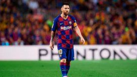 Cabaret en Barcelona: Messi vs. Abidal