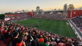 El estadio de Estudiantes
