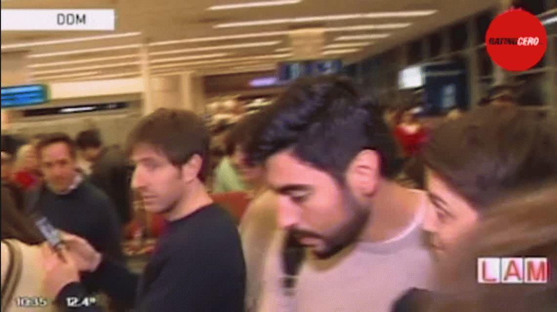 Facundo Moyano reveló que su viaje a Madrid se lo pagó el Sindicato de Peajes