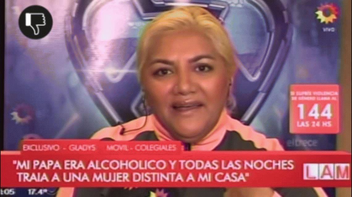 La Bomba tucumana: Mi papá quiso matar a mi mamá en el cumpleaños de 15 de Olga