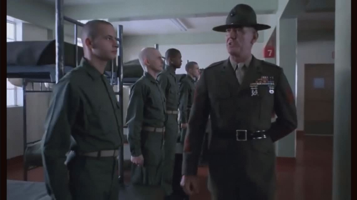 Hollywood, de luto: a los 74 años, falleció Ronald Lee Ermey