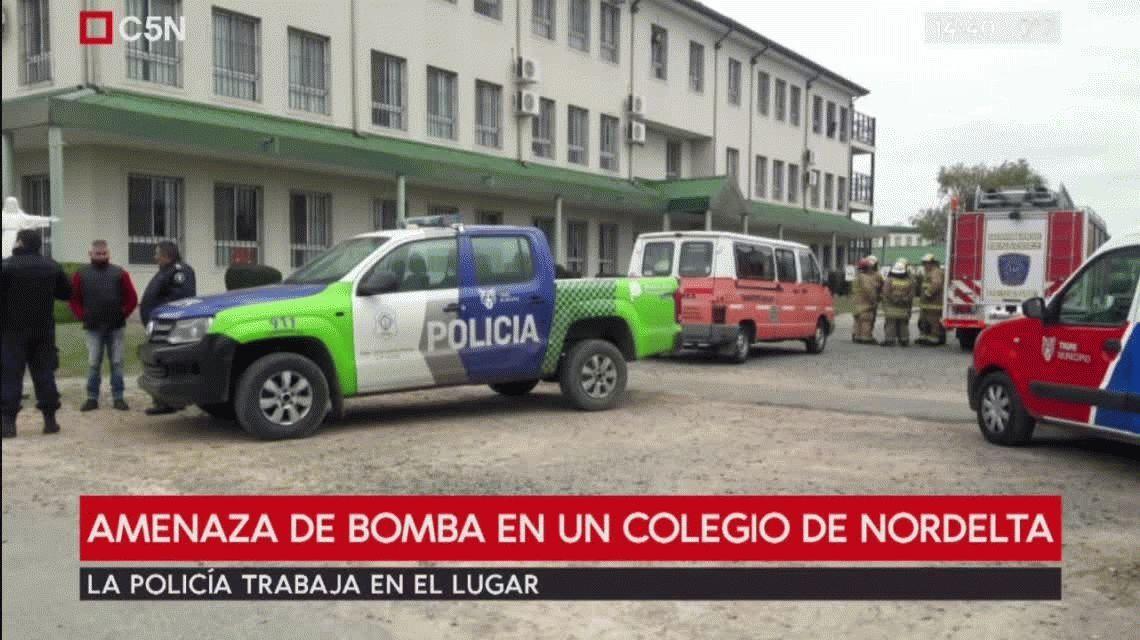 Sin límites: hubo una amenaza de bomba en el colegio al que van los hijos de Mauro Zárate