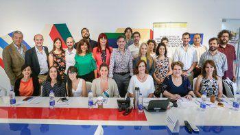 ElXIV Encuentro de Comisiones Provinciales para la Erradicación del Trabajo Infantil(COPRETI), que integran la Región se reunió en el Centro Cultural Recoleta.