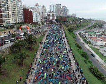 El 28 de noviembre se corre la maratón de Mar del Plata
