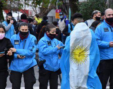 A qué hora se puede entrar al Monumental para ver a Argentina - Perú