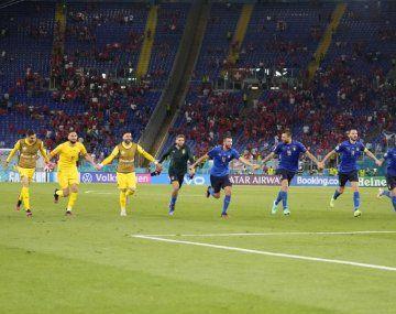 Eurocopa: Italia venció a Suiza y es el primer clasificado a los octavos de final