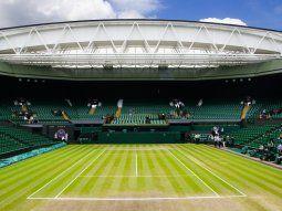tenis: wimbledon se jugara con publico
