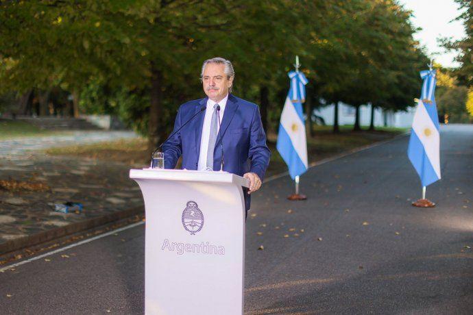 Alberto Fernández retomará su agenda habitual este jueves tras superar el Covid-19