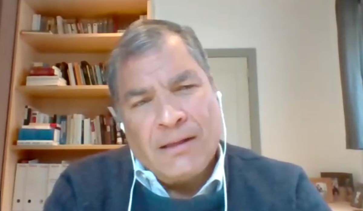 La Justicia impide a Rafael Correa ser candidato