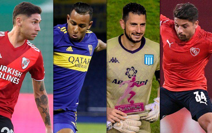 Superdomingo de Copa de la Liga: las chances de cada equipo y la posibilidad de un sorteo