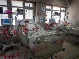 Al límite: siete de cada diez camas de terapia intensiva ya están ocupadas en el AMBA