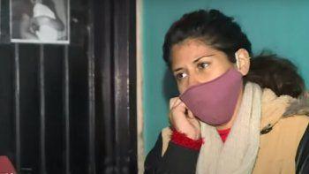 mama de guadalupe: a mi hija se la llevaron, no se fue con nadie