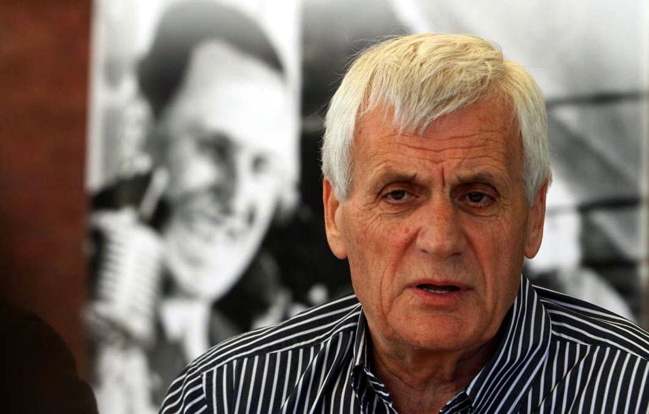 Antonio Caló, secretario general de la UOM